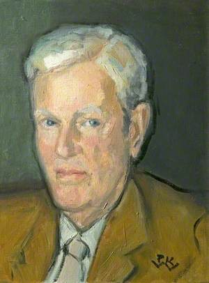 J. Marchant Brooks (b.c.1920), Founder of the Bakewell and District Historical Society, Chairman (1954–1971)