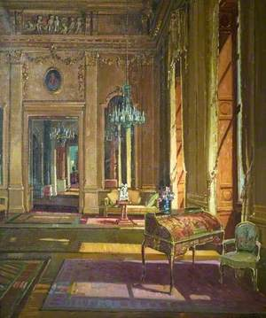 The White Drawing Room, Buckingham Palace