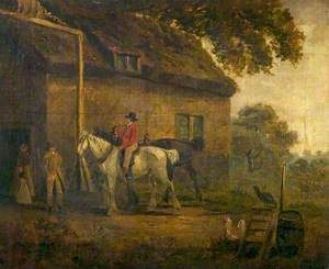 The Village Inn with Post Horses