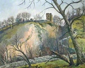 Peveril Castle, Derbyshire