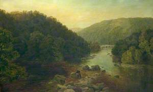 The River Dart, Devon
