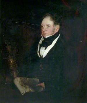 Samuel Dutton (d.c.1847?), Mayor of Chesterfield (1818, 1820, 1824, 1830, 1833, 1838, 1842 & 1845)