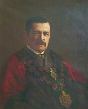 William Spooner, Mayor of Chesterfield (1899–1901)