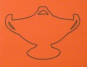 Orange Sauce Tureen