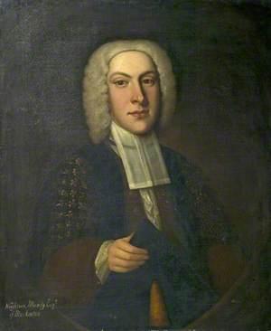 Wrightson Mundy, Esq. (1715–1762)