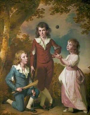 The Children of Hugh and Sarah Wood of Swanwick, Derbyshire (Robert Wood b.1781, John Wood b.1776 & Mary Wood)