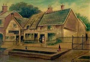 'White Horse' Inn, Friargate, Derby