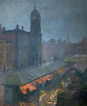 Fish Market, Derby