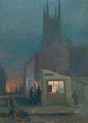 Darley Lane and Bridge Gate Corner, Derby