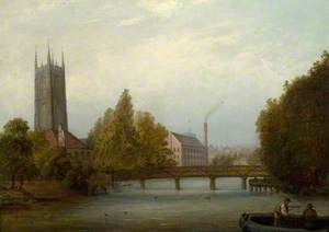 First Exeter Bridge, Derby