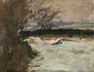 Snow in Essex