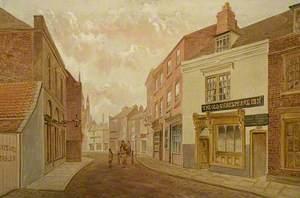 Bold Lane, Derby