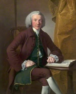 Thomas Borrow (1709–1786)