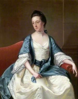 Anne Borrow (d.1799)