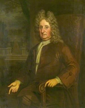 Isaac Borrow, Recorder of Derby