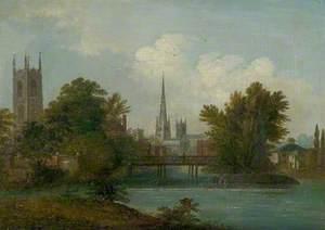 River Derwent, Derby