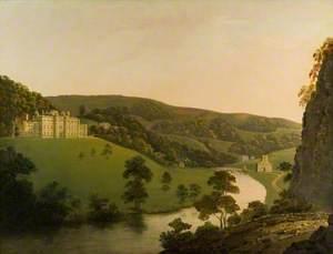 A View of Cromford Bridge