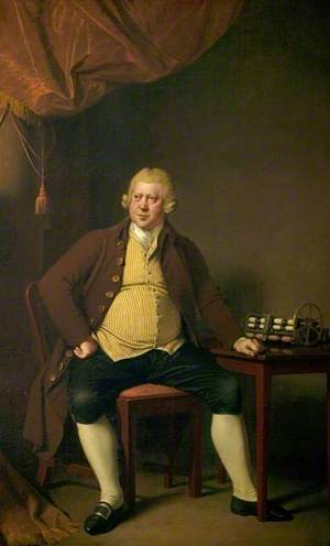 Sir Richard Arkwright (1732–1792)