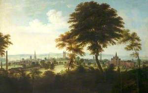 A View of Derby from Rowditch