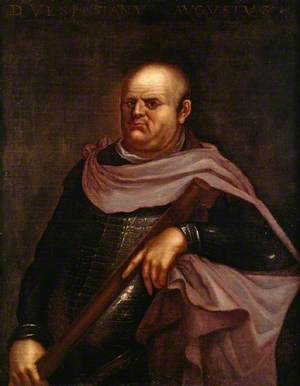 Vespasian Augustus (AD9–AD79), Roman Emperor (AD69–AD79)