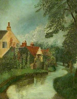 Risley Brook Cottages, Derbyshire