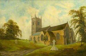 St Mary's Church, Ilkeston, Derbyshire