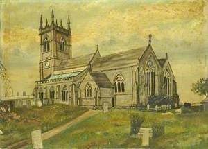 St Mary's Church, Ilkeston, Derbyshire