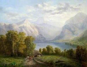 Highland Lake Landscape