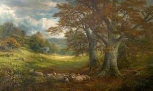 Near Hopton Hall, Derbyshire