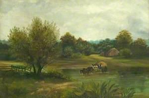 Pastoral Scene*