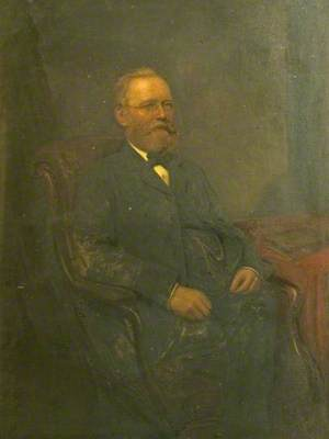 William Sudbury (b.1829), Last Chairman of the Ilkeston Local Board (1887)