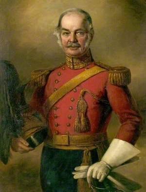 Captain Robert Cooke, Adjutant of the 9th Lancers (1827–1842)