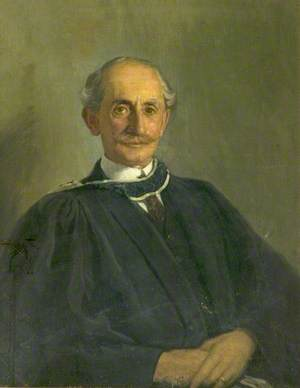 Ralph Stoddard, Esq. (d.1949), BSc, First Headmaster of Heanor Grammar School (1893–1928)