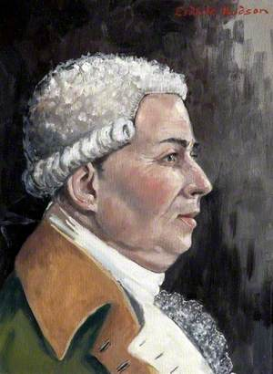 An Artist's Impression of Thomas Whitty (1716–1792)
