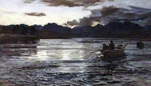 Summer Fishing, Skye