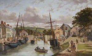 North Gate and Rolle Quay, Barnstaple