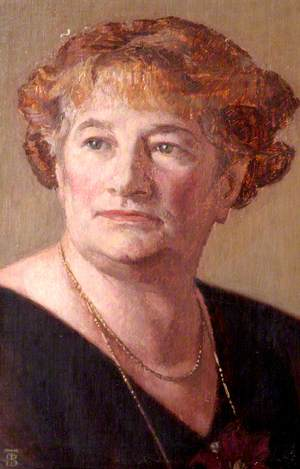 Mrs F. L. Thomas (Margaret), Mayoress