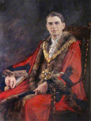 Bruce Oliver, Mayor of Barnstaple (1931)