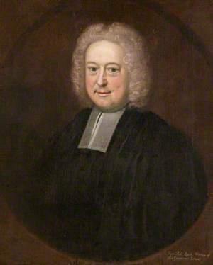 Reverend Robert Luck, Master of the Grammar School (1698–1740)