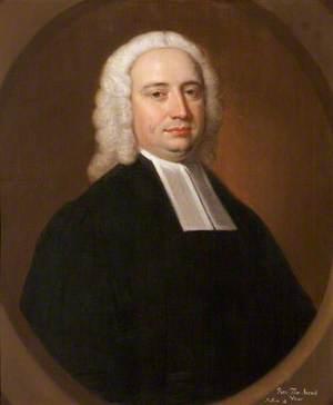 Reverend Thomas Steed, Vicar of Barnstaple