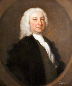 Gregory Anthony, Town Clerk of Barnstaple (1733–1747)