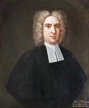 Reverend Samuel Thompson, Vicar of Barnstaple