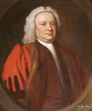 Samuel Berry, Mayor of Barnstaple (1731)