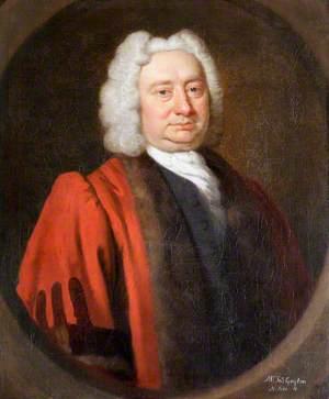 John Gaydon (1685–1732), Mayor of Barnstaple (1726)