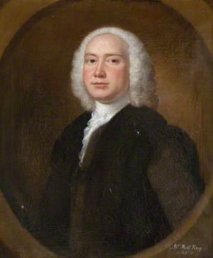 Robert King, Mayor of Barnstaple (1745)