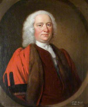 Richard Newell, Mayor of Barnstaple (1728)