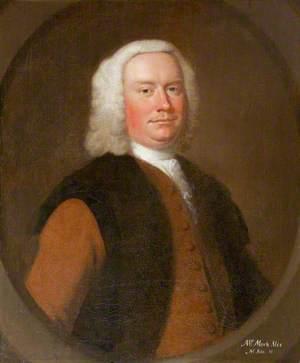 Mark Slee, Mayor of Barnstaple (1747)