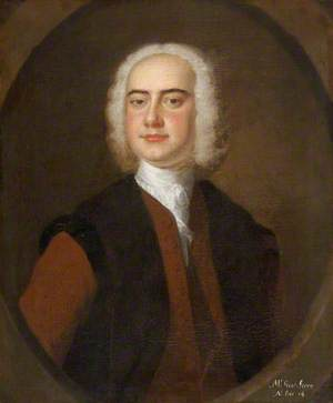 George Score, Mayor of Barnstaple (1730)