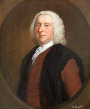 Charles Wright, Mayor of Barnstaple (1744)
