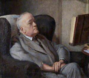 Dr F. L. Thomas, Mayor of Barnstaple (1922)